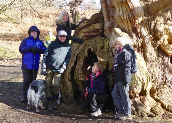 West Hallam Walking Group